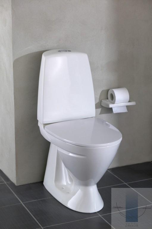 Ifö Sign WC pods 6860, izvads grīdā | Vannupasaule.lv