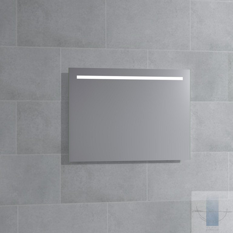 LED spogulis NORA, 600x600 mm 1